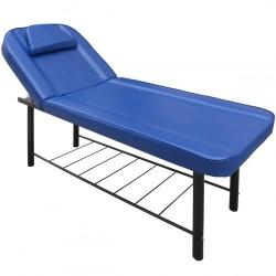 Table professionnelle de soins/massage réglable métallique