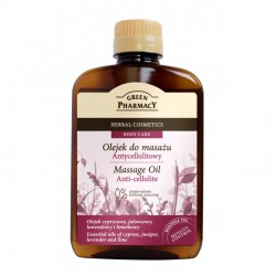PHARMACIE VERTE Huile de massage anti-cellulite Flacon de 200 ml
