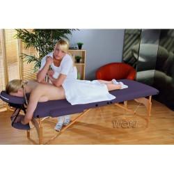 Table de Massage King Power 2 zones avec Sac et Accessoires