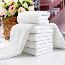 6 Serviettes Spa/Salon de massage grand format 70x140 cm