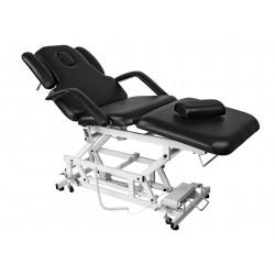 Table de massage électrique noir Physa