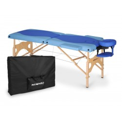 Table de massage Legere  Aura Bi couleur 2 zones