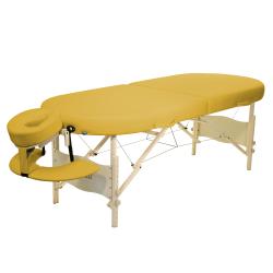 Table de massage mobile Lomi CLASSIC Kahuna Set avec accessoires
