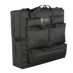 Master Massage Sac de transport universel table de massage Noir (sans roulettes)