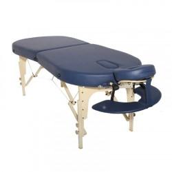 Table de massage Paris exclusive line pliante Large 76 cm bois