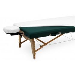 Lot de 2 housses protections PU table de massage